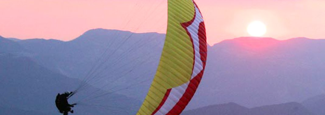 Paraglider pilot converts to Gliding